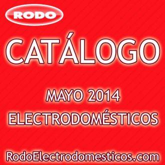 Rodo electrodomesticos mayo 2014