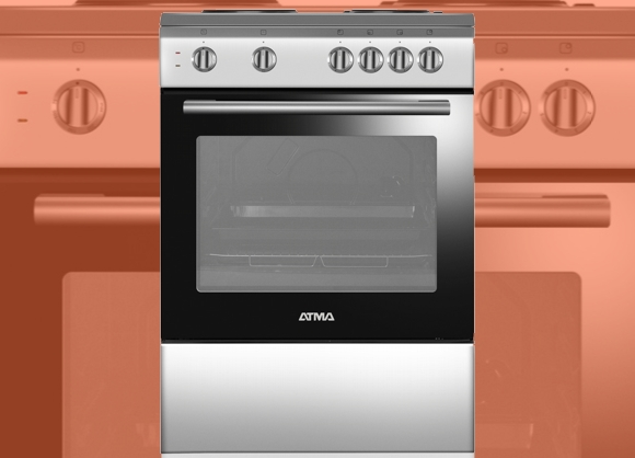 Cocina Eléctrica Atma