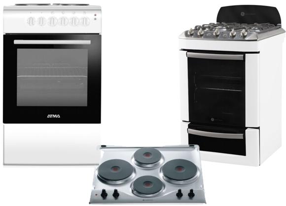 Rod cocinas al mejor precio cocinas el ctricas o a gas for Mejores marcas cocinas