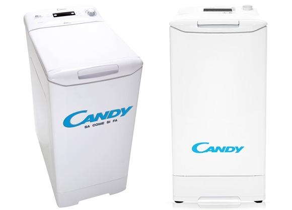 lavarropas Candy en Rodó