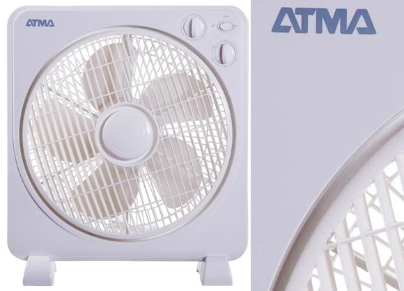 turbo ventilador Atma Rodó