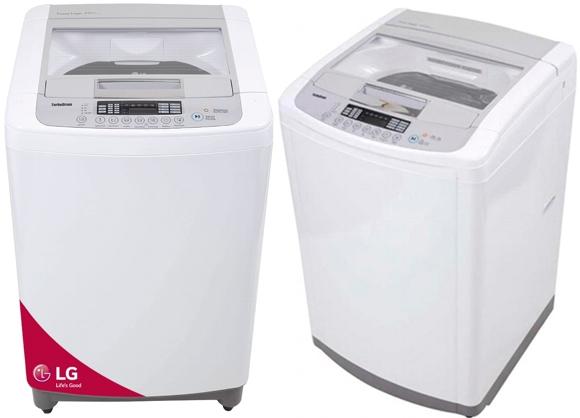 lavarropas LG carga superior en Rodó