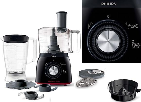 Multiprocesadora de alimentos Philips