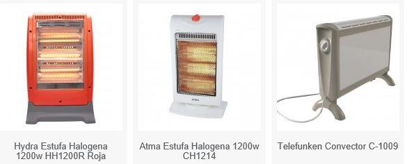 calefactores en Rodó