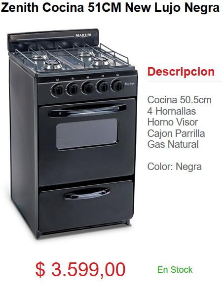 Cat logo rod electrodom sticos online precios y ofertas for Ofertas cocinas a gas