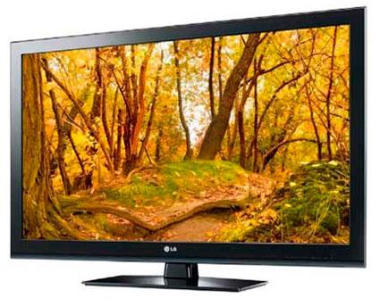 Televisor LG de 32 pulgadas LCD