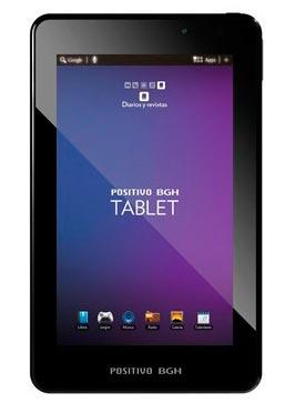 Positivo BGH tablet en oferta