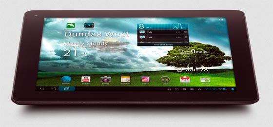 Oferta tablet en Bangho