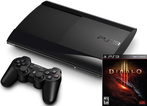 Consola Play Station 3 con 1 videojuego de regalo