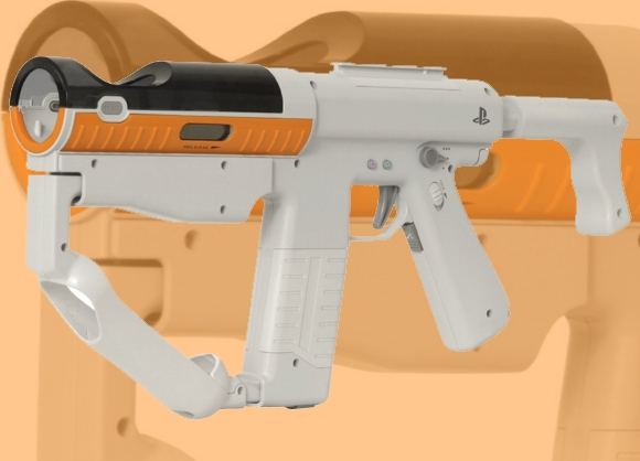 Rifle para Videojuegos Play Station 3