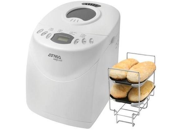 Horno Eléctrico y Automático de Pan