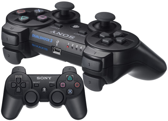 Joystic Sony para Consolas PS3 y PS4 Dual Shock