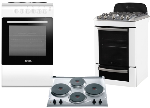 Cocinas y anafes eléctricos