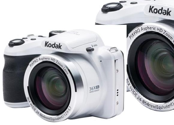 cámara digital Kodak en Rodó