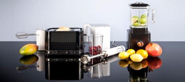 Rodó electrodomésticos de cocina