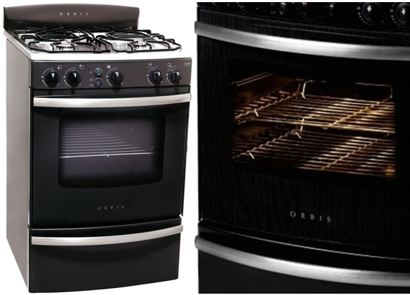Cocinas a gas Orbis 4 hornallas