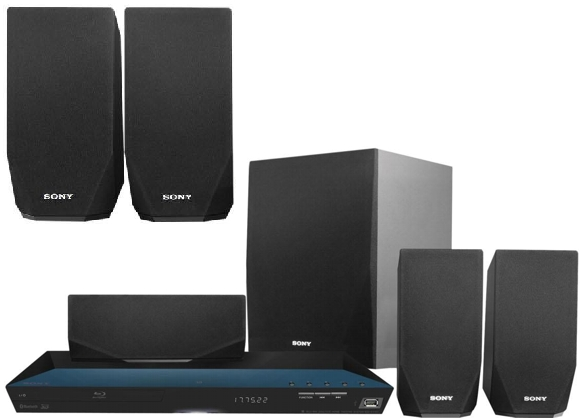 Home theatre Sony 5.1