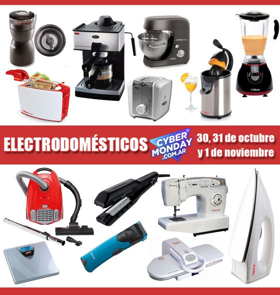 electrodometicos