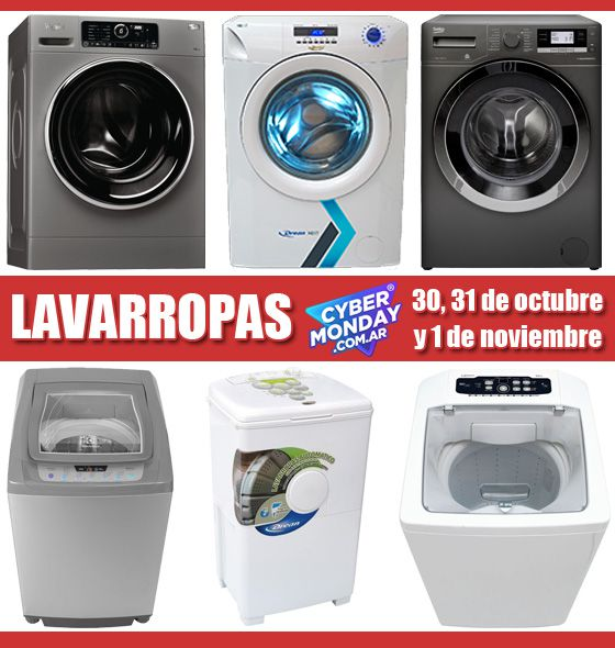fertas de lavarropas automaticos