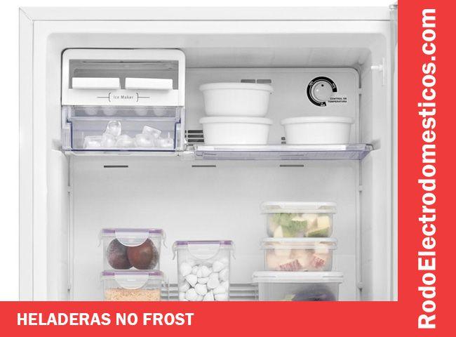 Rodo heladera no frost
