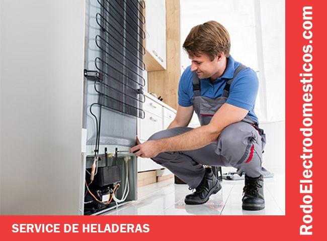 Servicio tecnico heladeras y garantías de Rodo