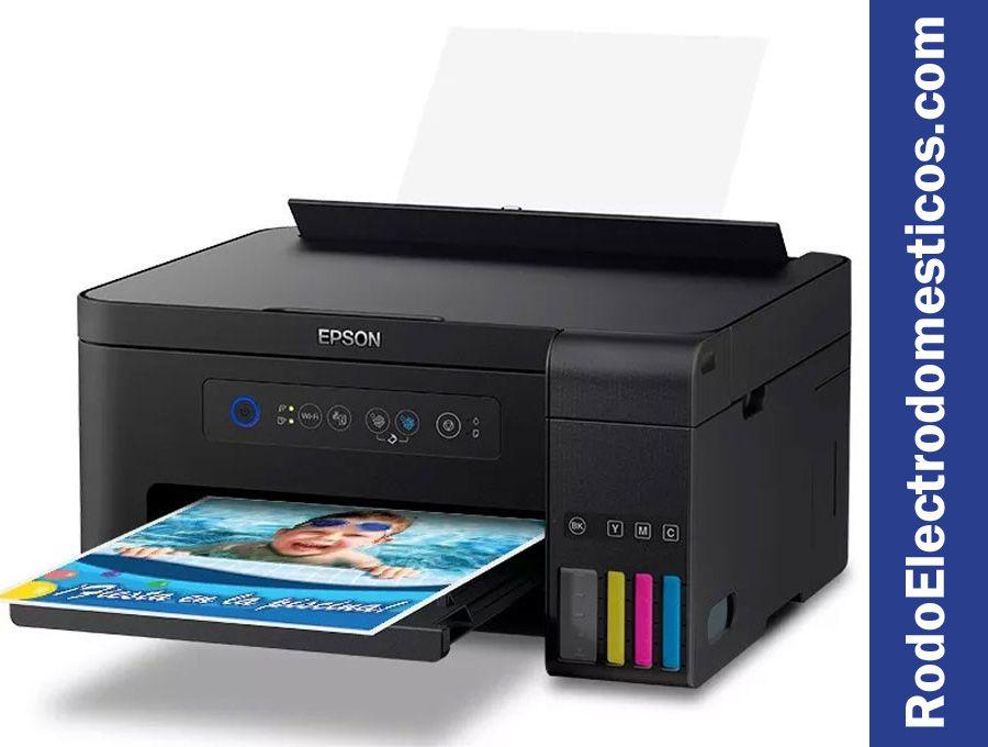 Rodo impresoras Epson multifuncion